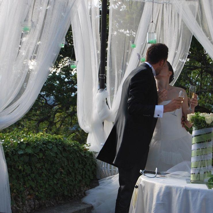 Villa di Striano's Weddings