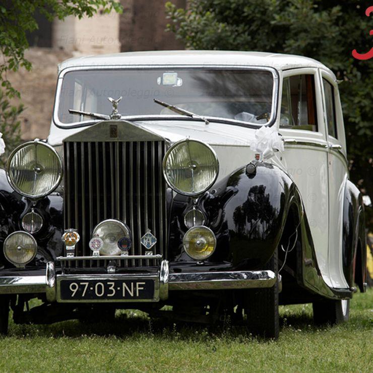 1949 - Rolls Royce Silver Wraith Hooper