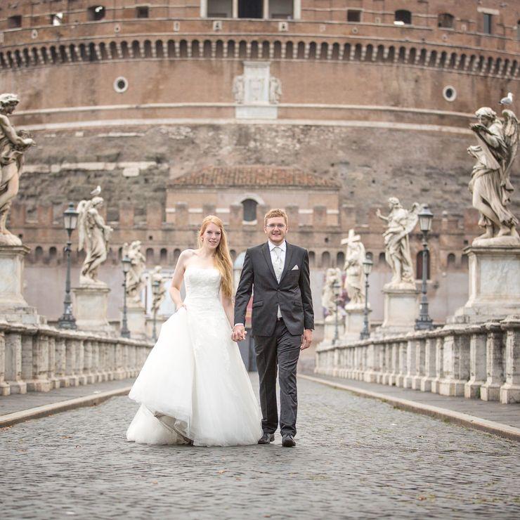 Simon and Regina - Rome