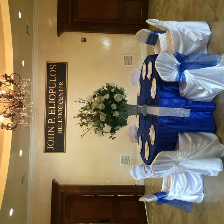 Wedding custom linen draping services  and specialty decor