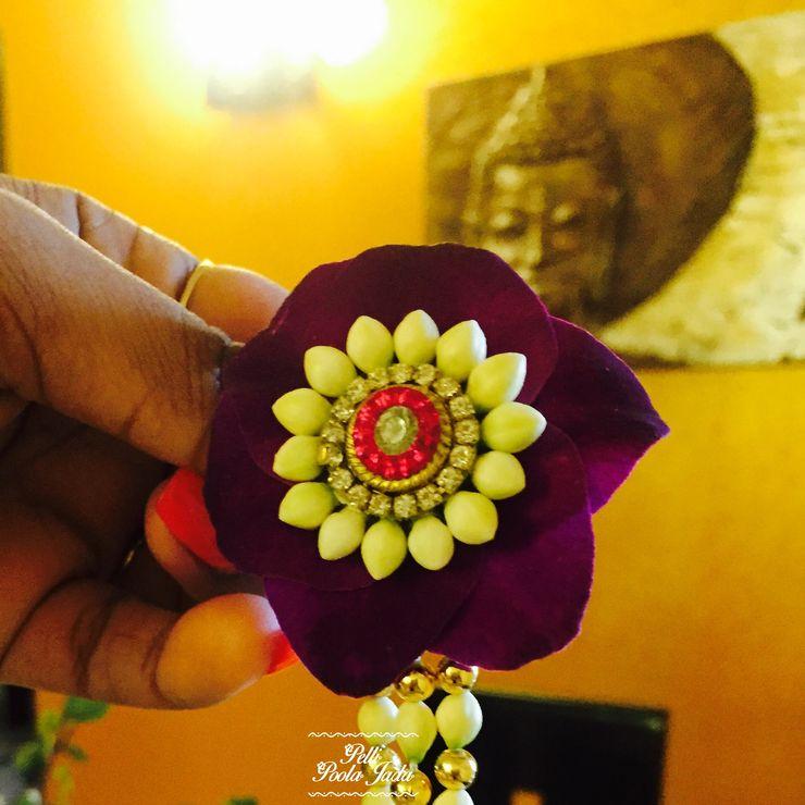 Flower Jewellery