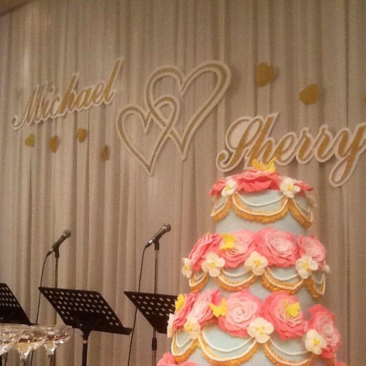 Sherry wedding