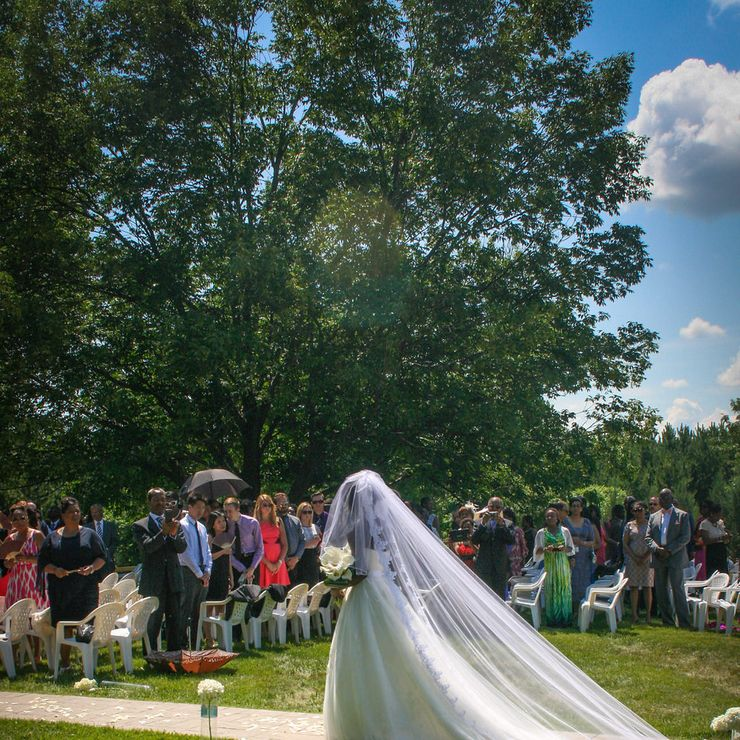 Debbie-Ann and Lemuel's Wedding