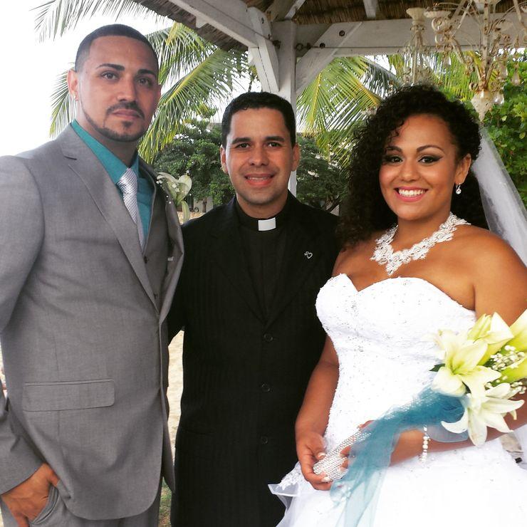 Wedding in Villa Montaña, PR