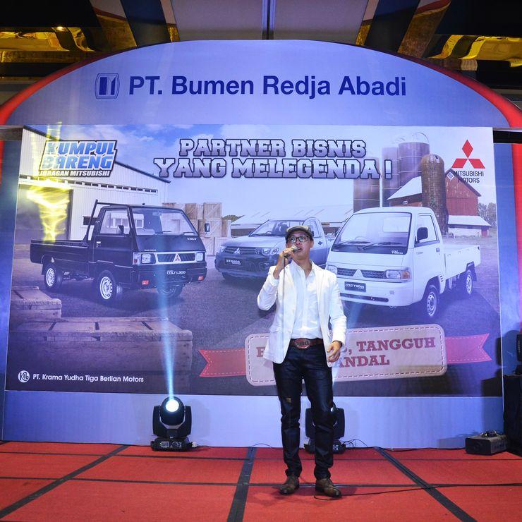 Mitsubishi, PT. Bumen Redja Abadi Motor, LCV gathering, Denpasar, Bali