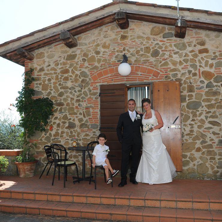 Janette & Giuseppe wedding