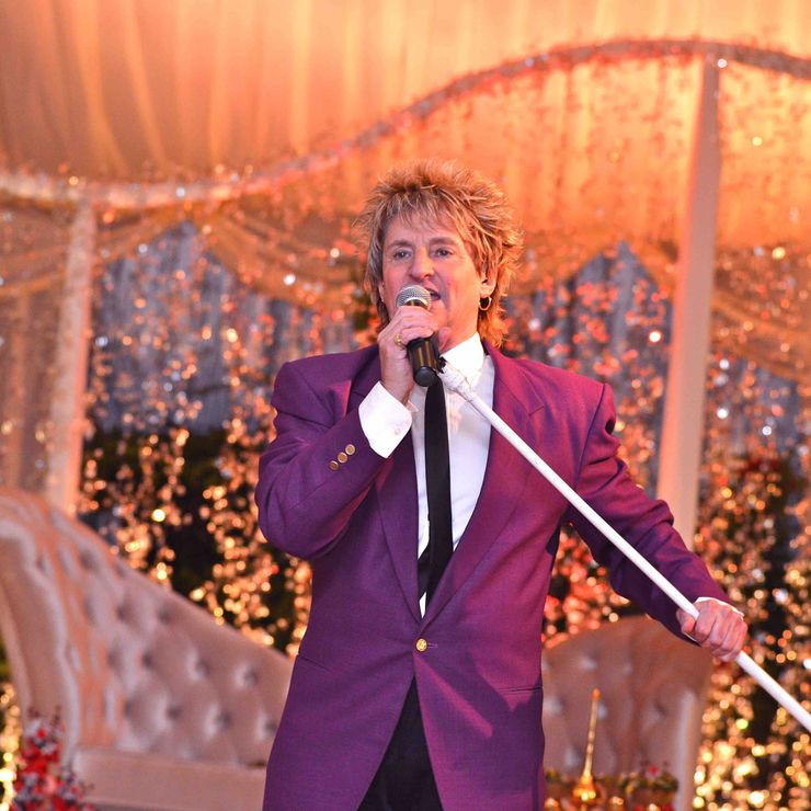 Rod Stewart Tribute Artiste