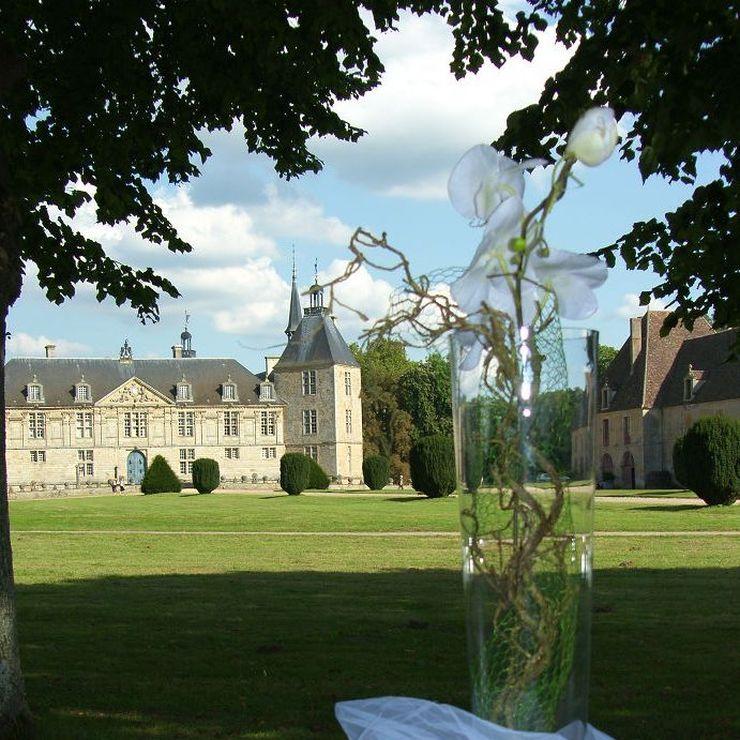 Mariage au Château de Sully