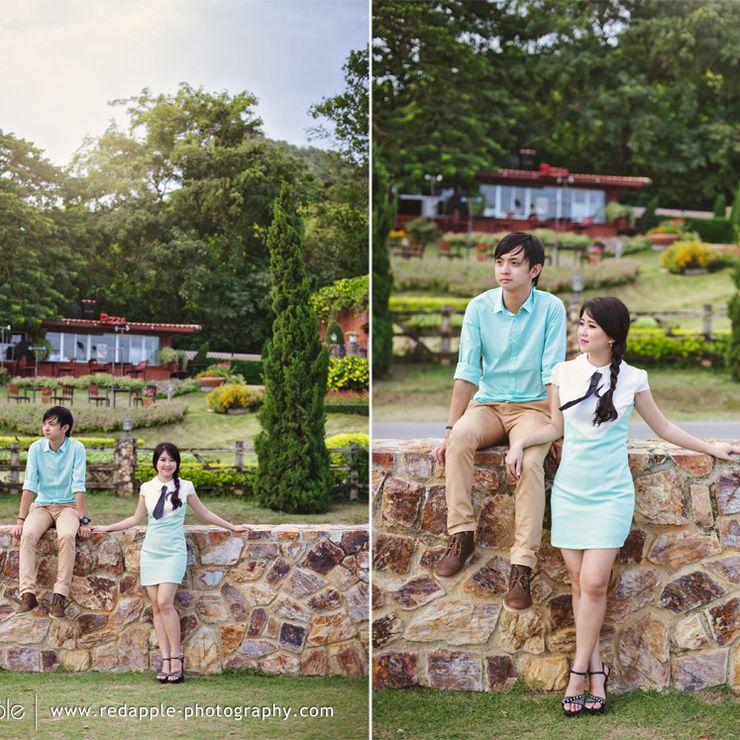 Ardi & Xiauling - Prewedding