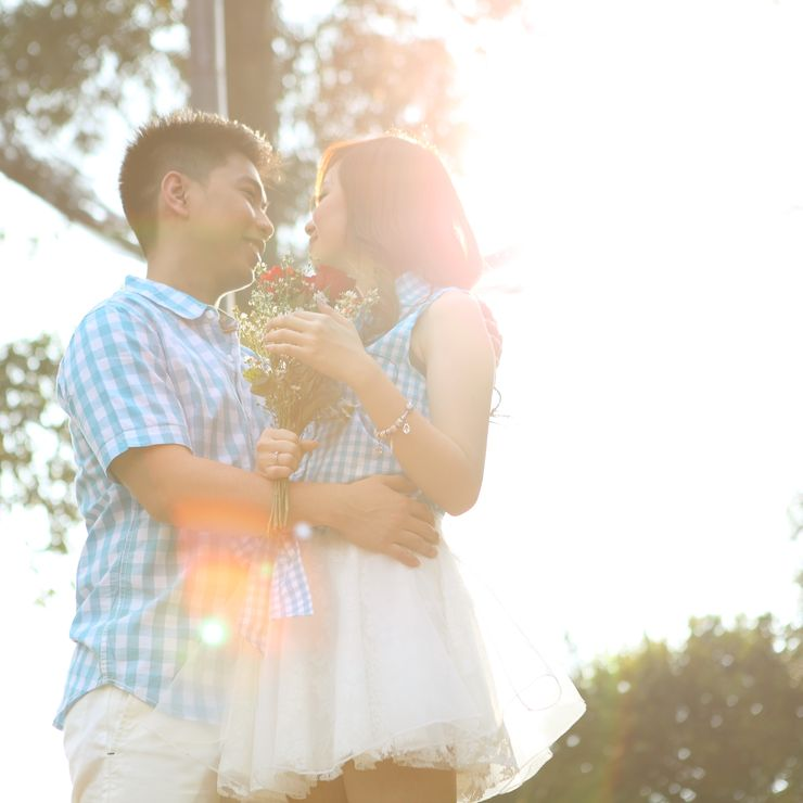Prewedding Johanes and Stefanie