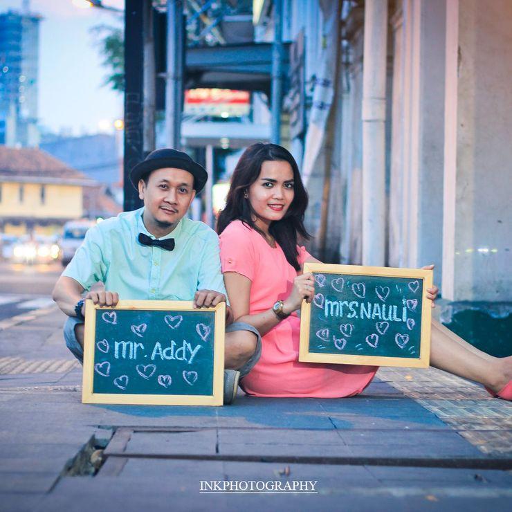 Addy & Nauli