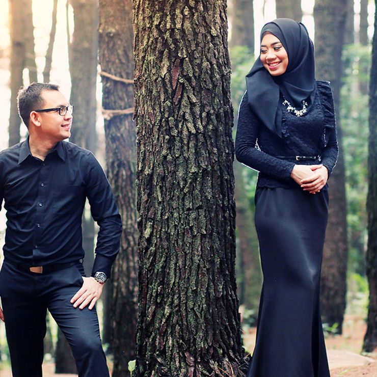 Prewedding Nasya&Bana