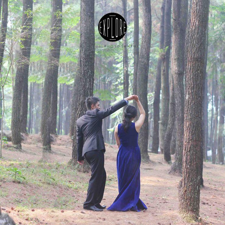 Prewedding Avon + Riri