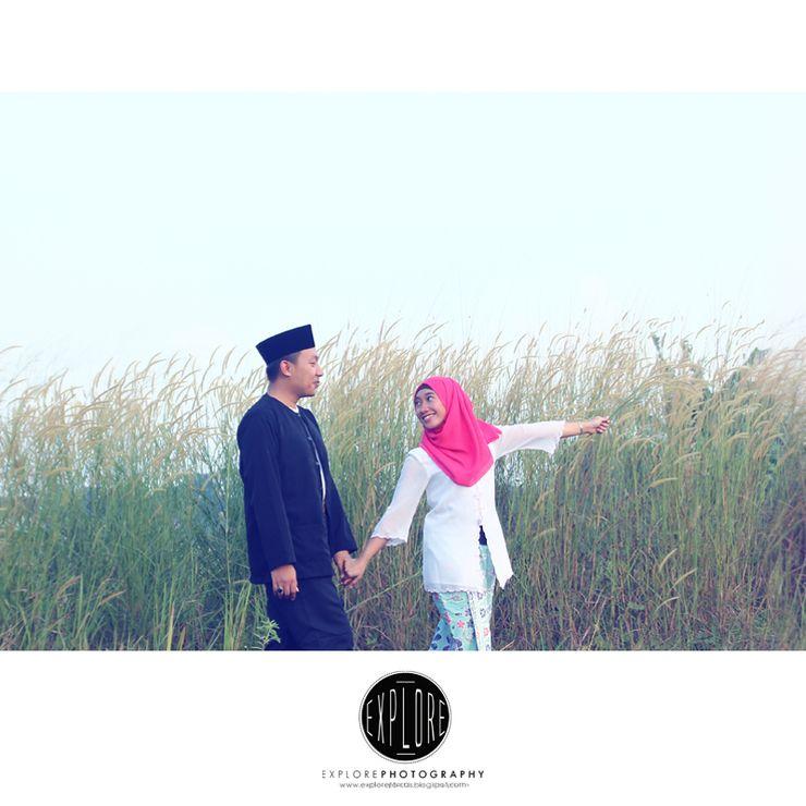 Prewedding Fahri + Anissa