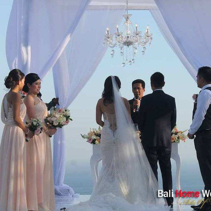 Wedding Ceremony In Bali