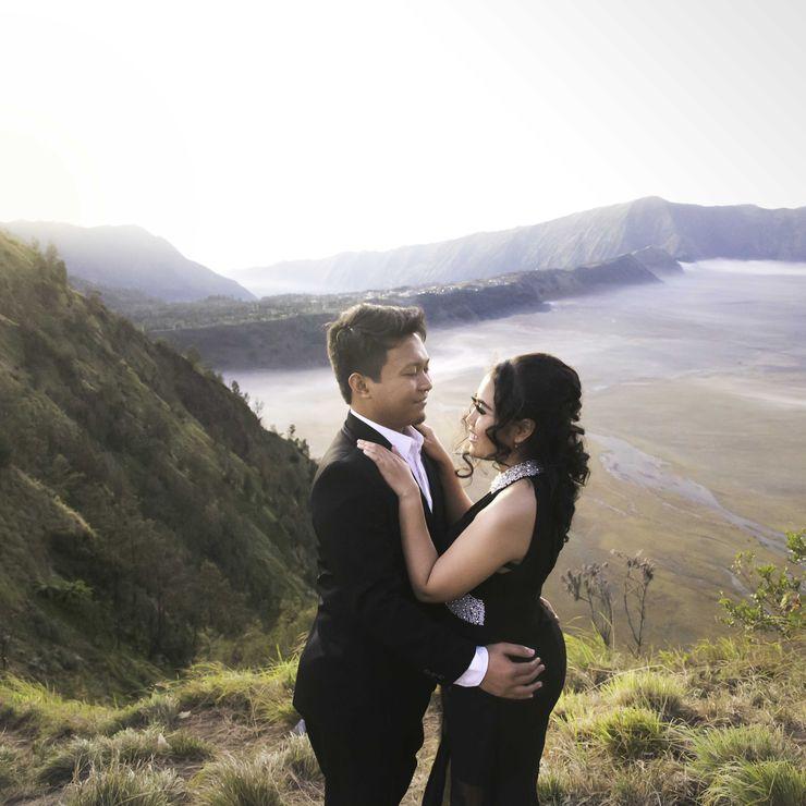 Pre-Wedding // Bromo