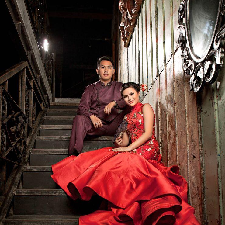 Marco & Stevani Pra Wedding
