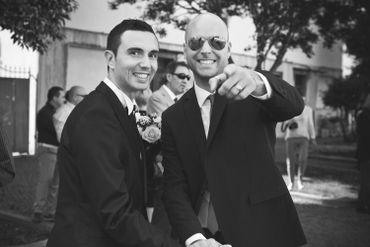 Outdoor groom style