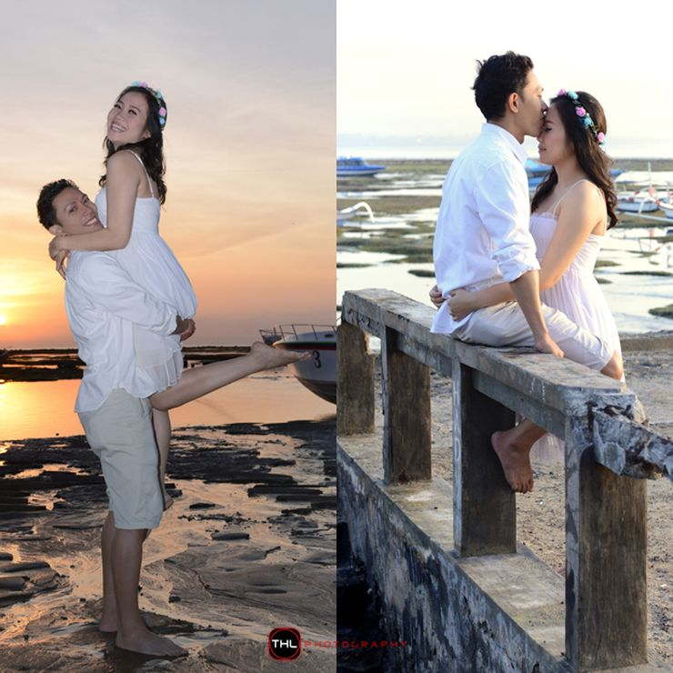 Prewedding of Robert & Vera