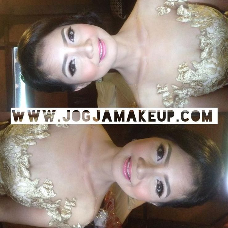 Makeup Wedding Niken