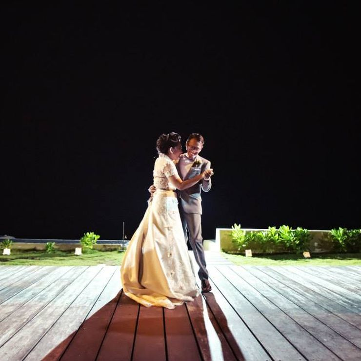Nina & Lucky Wedding , Villa Samudra Bali