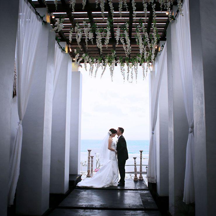Jason and Novi Wedding day
