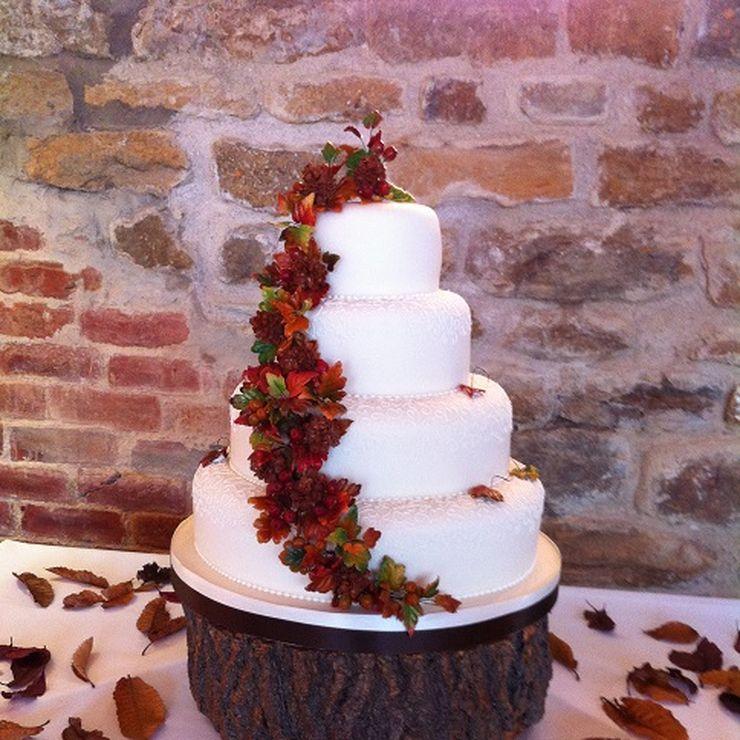 Ross & Nicola wedding - Autumn themed