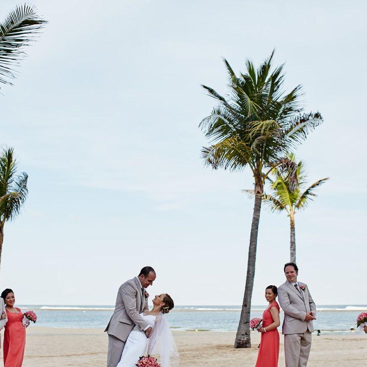 wedding by the beach #3