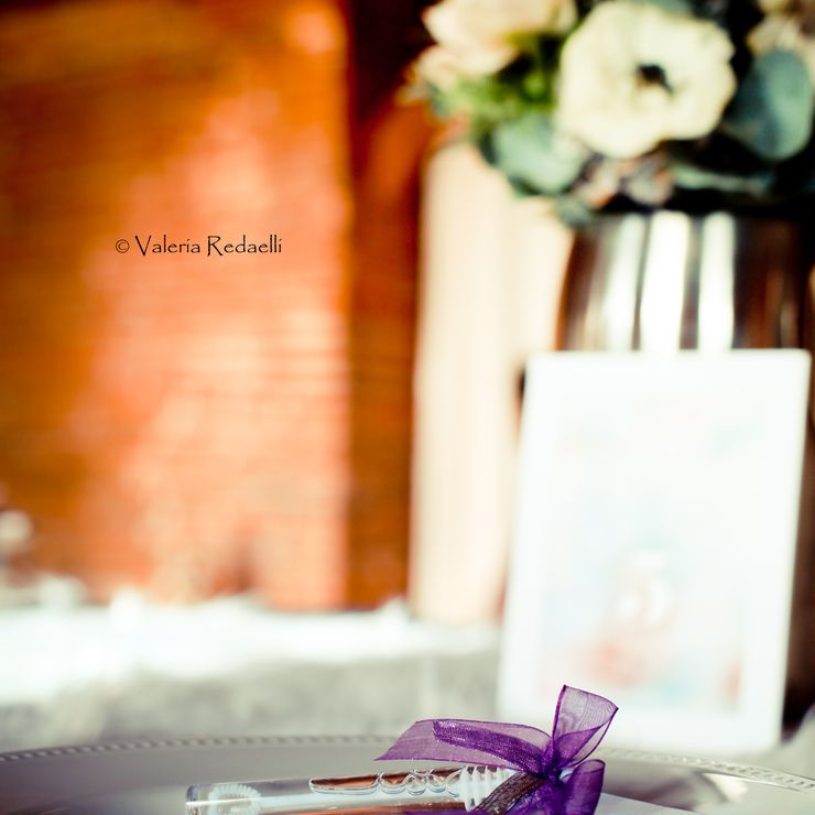 Winter charming wedding