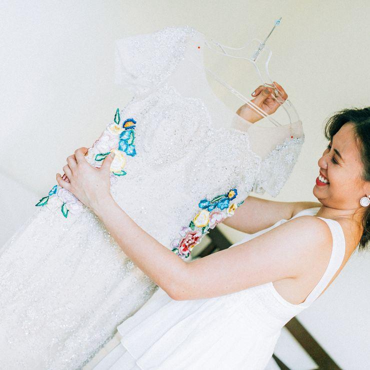 Thea's Wedding Preps