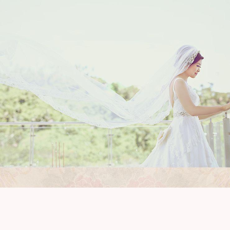 Hizkia and Doreen Wedding day