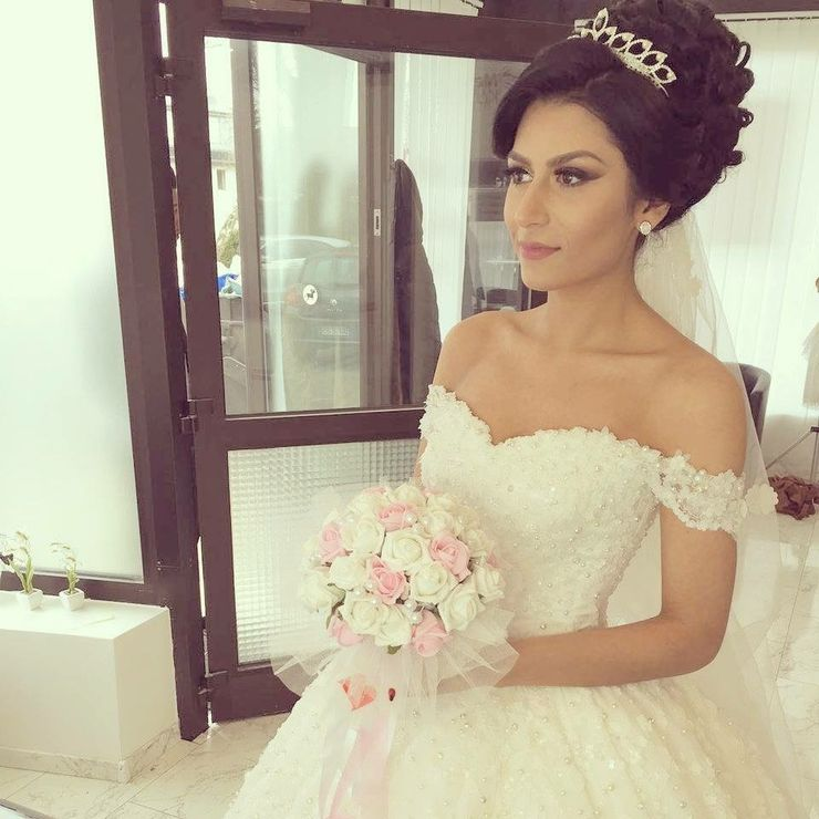 Mel's wedding