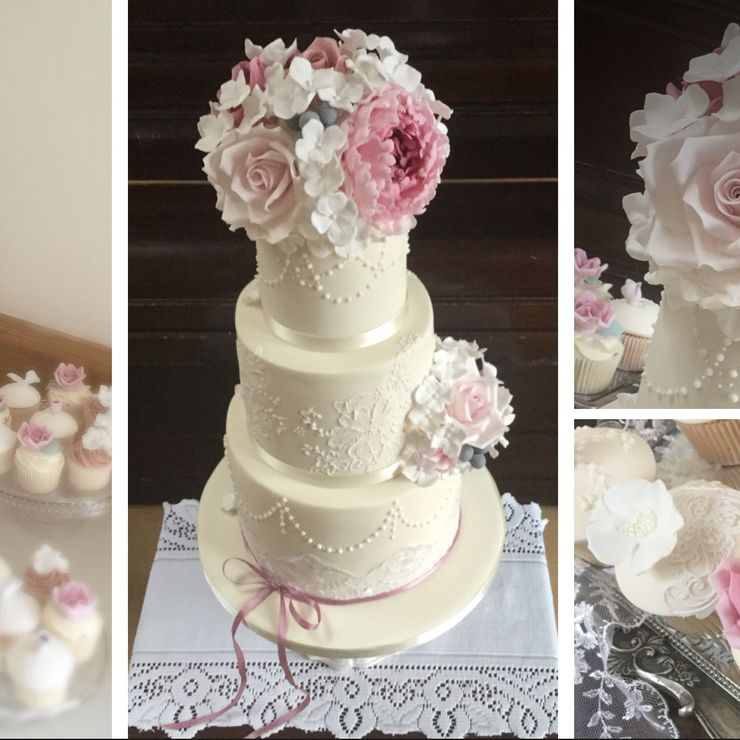 Recent Wedding Cakes
