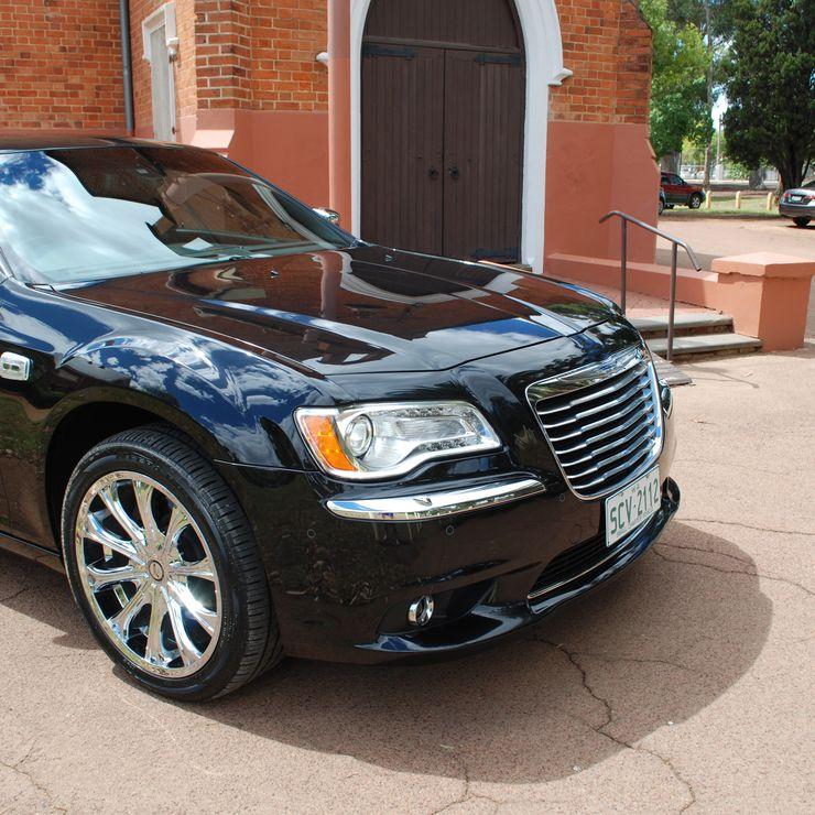 Chrysler 300c's