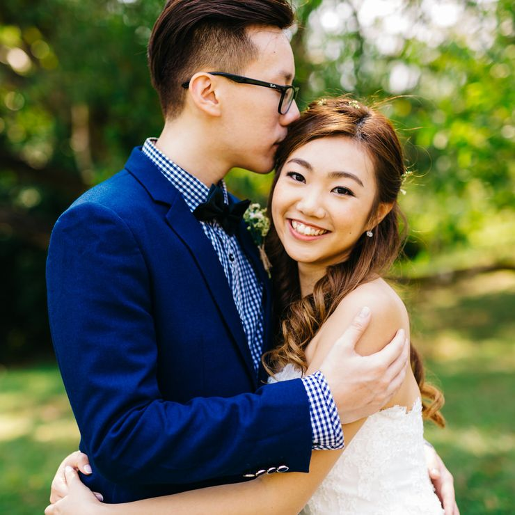Engagement of HengYong & Ramona