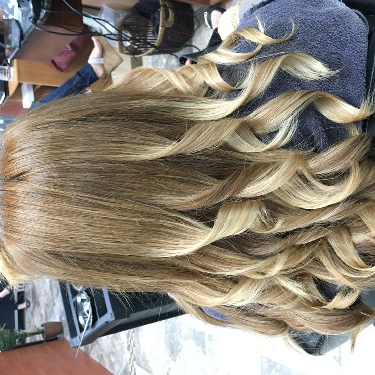 Beautiful Curls for different Bridal Parties
