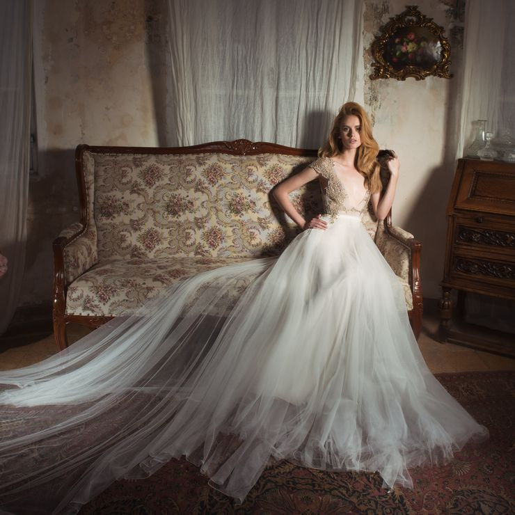 The Vered Vaknin Bridal Gown Collection 2016