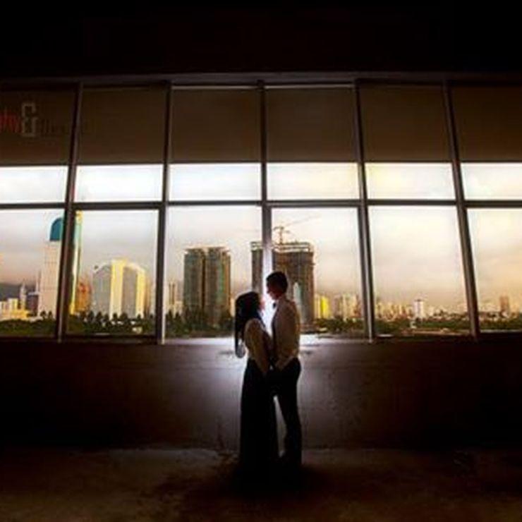 ajat and Partner's Prewedding Photoshoots