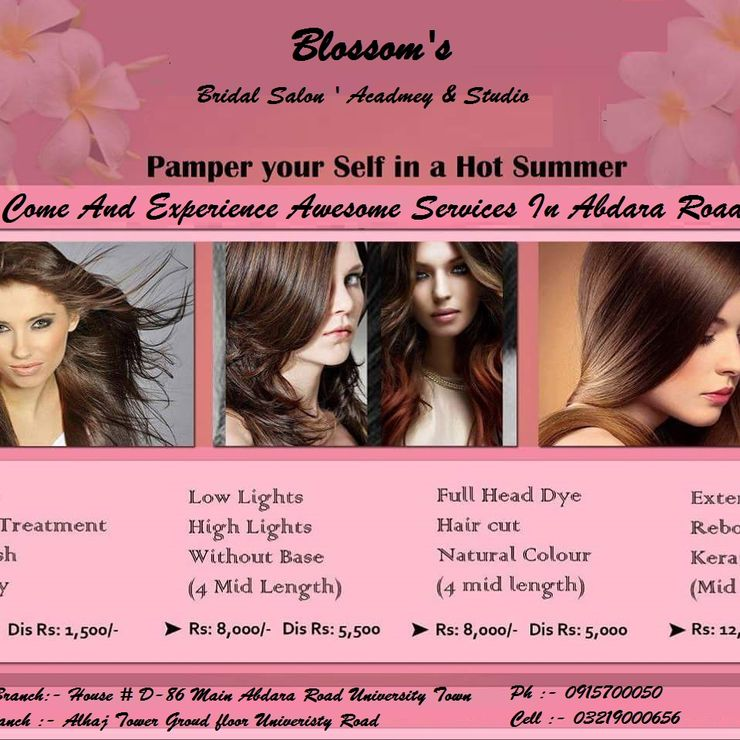 Pamper Your Self in A Hot Summer
