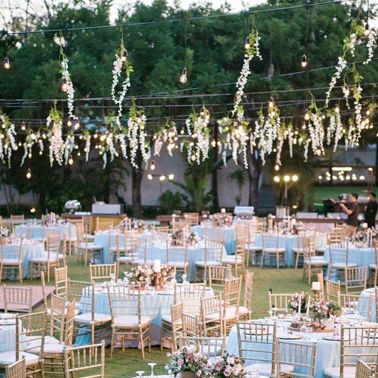 Gold & Blue Wedding At The Royal Santrian , Nusa Dua,Bali