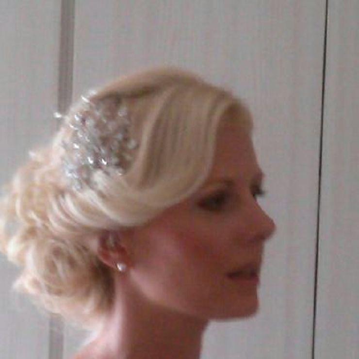 Fieke's wedding