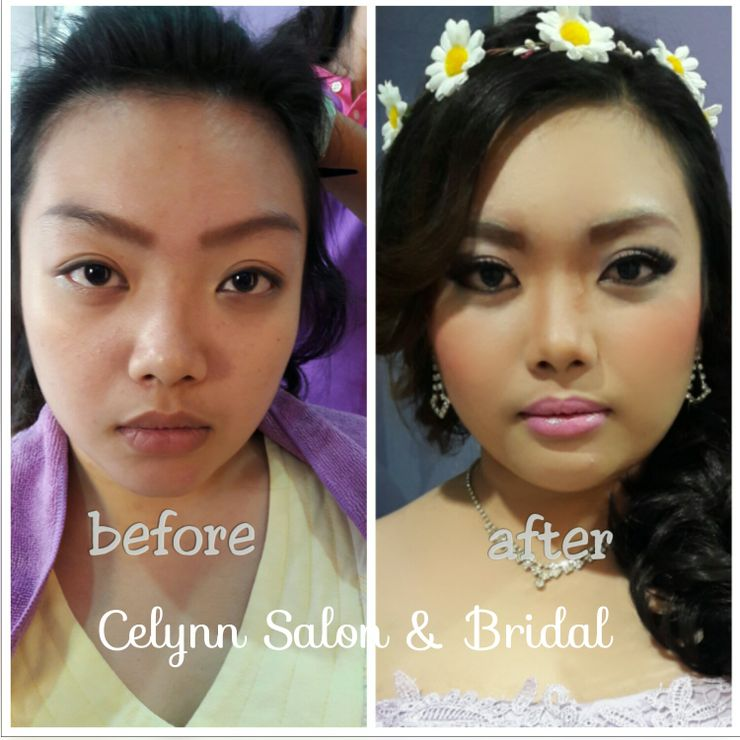 prewedding makeup photoshoot for beby