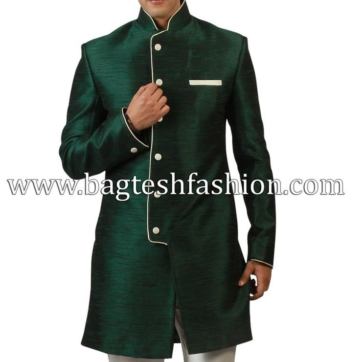 Indo western mens suits at Bagtesh Fashion