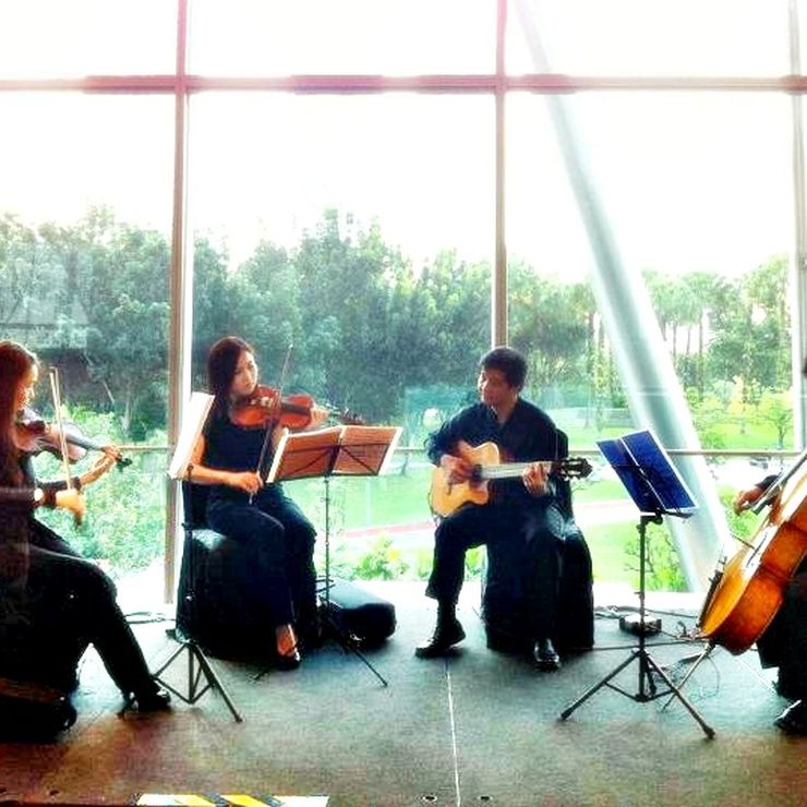EMPIRE STRING QUARTET