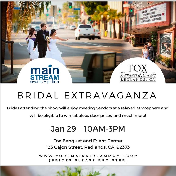 Upcoming Bridal Shows