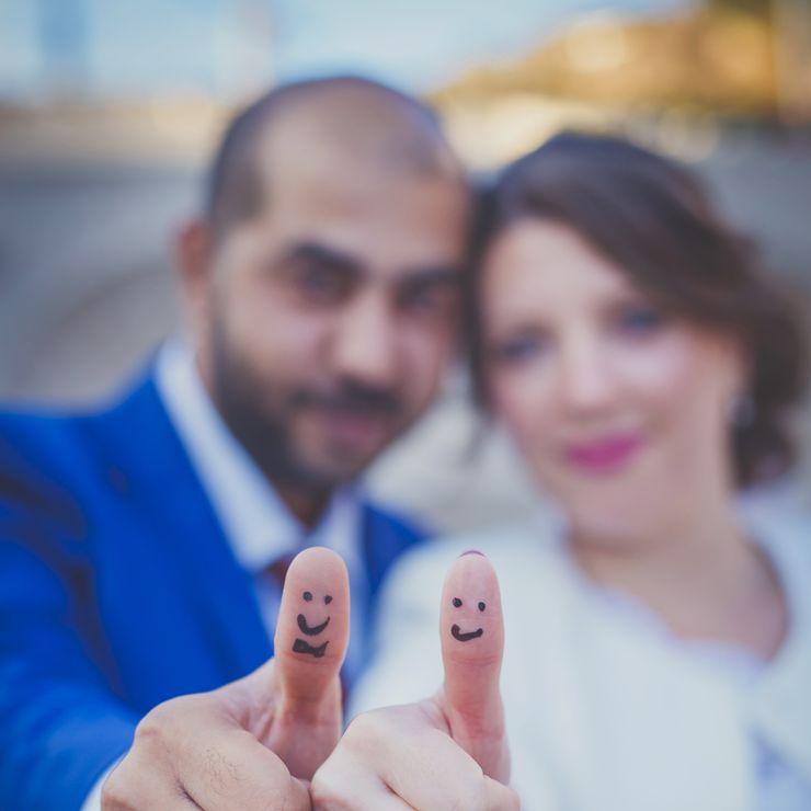 Свадьба Ольги и Ахмеда
