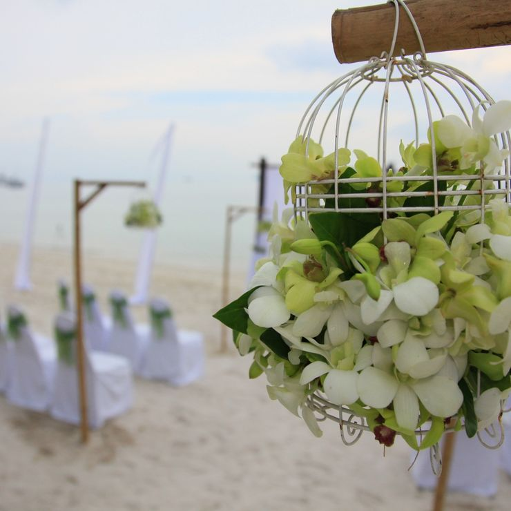 Baan Kilee Villa Weddings, Koh Samui, Thailand