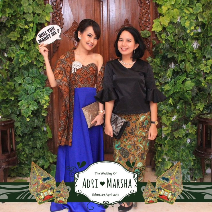 ADRI & MARSHA WEDDING