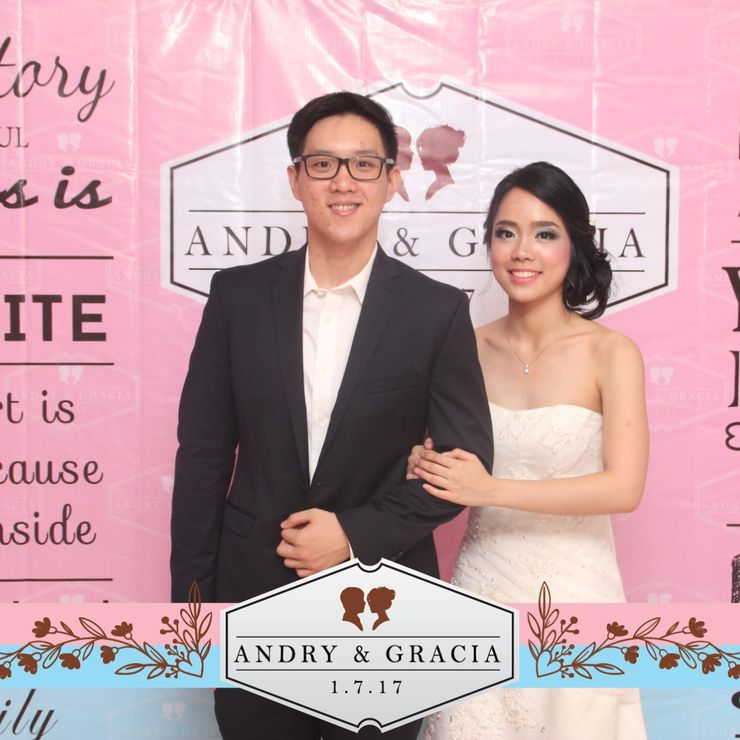 Andry & Gracia Wedding