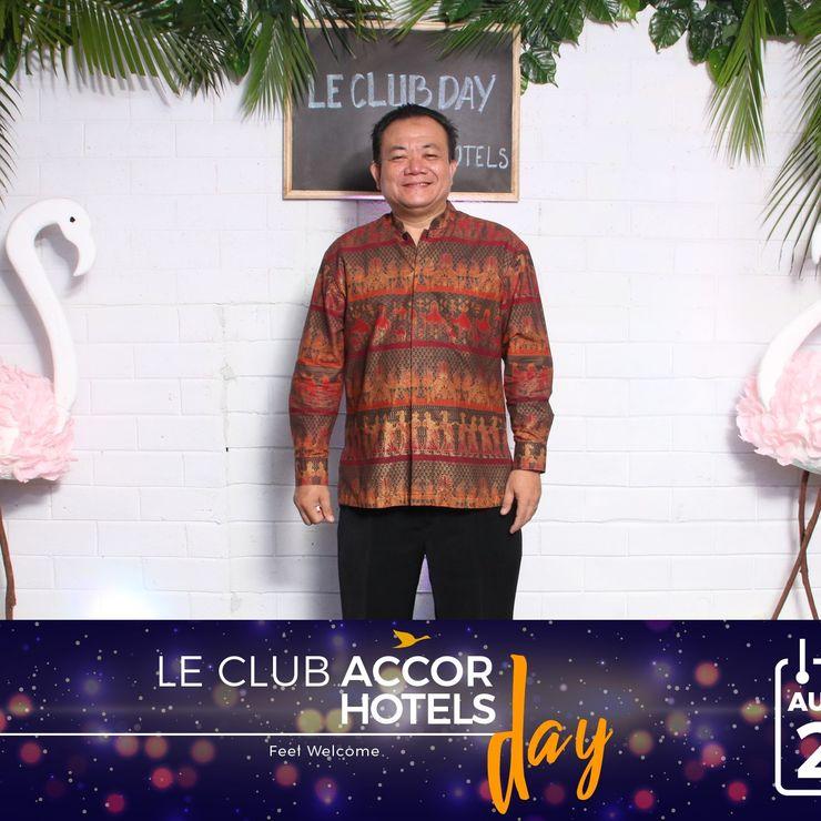 LE CLUB ACCOR HOTTELS DAY
